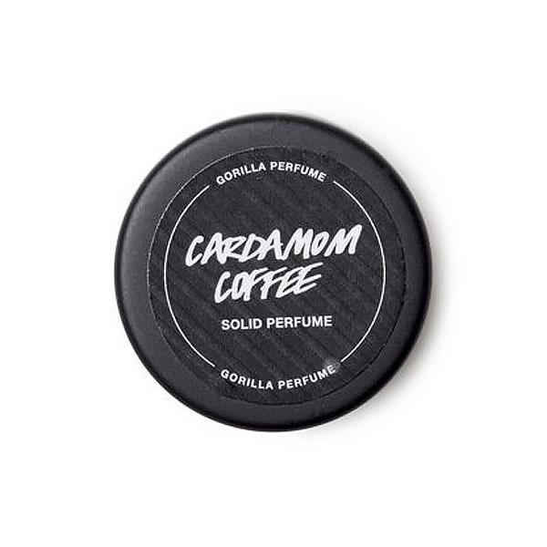 [LUSH] 러쉬 솔리드 퍼퓸 Cardamom Coffee