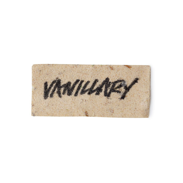 [LUSH] 러쉬 워시카드 Vanillary