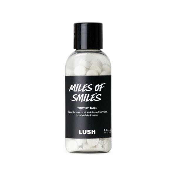 [LUSH] 러쉬 고체치약 miles of smile 50g