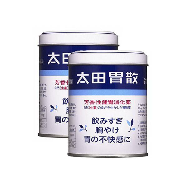 오타이산 일본위장약, 소화제 210g(캔형) 2개 묶음
