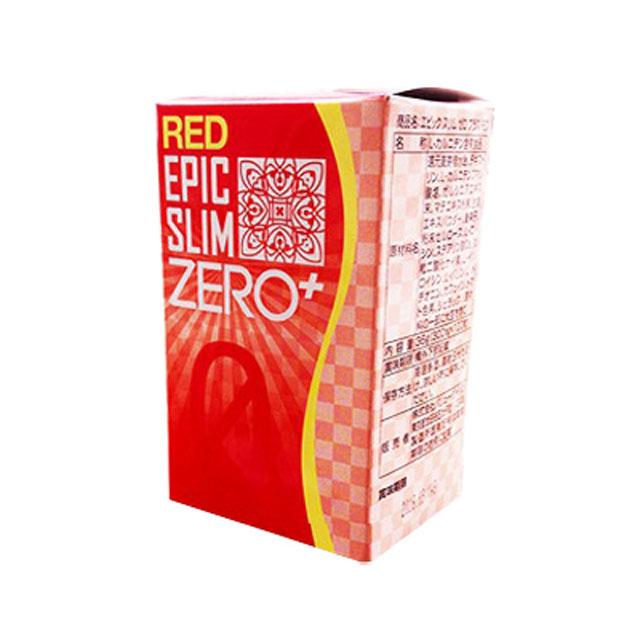 [밸류재팬] 에픽 슬림 제로 RED+ 120정