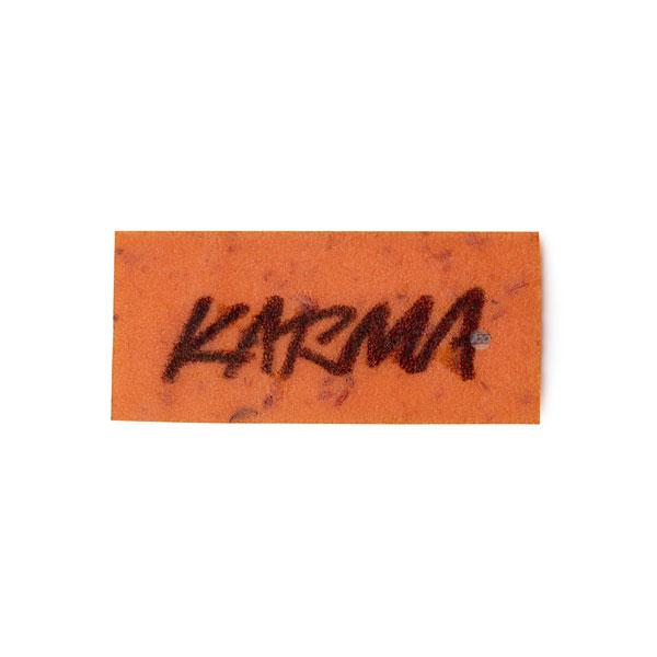 [LUSH] 러쉬 워시카드 Karma