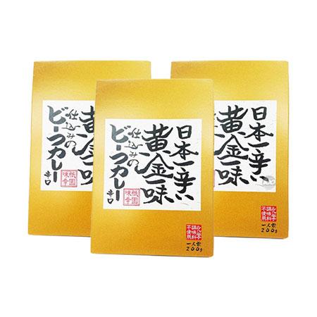 [Earthink 이어씽크] 황금 일미 카레루 (매운 맛) 200g (3개/5개)