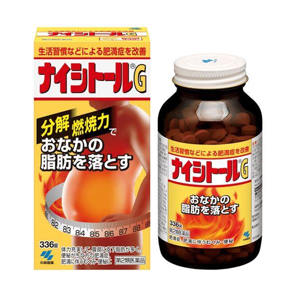 [고바야시제약] 나이시토루G (84정/168정/336정)