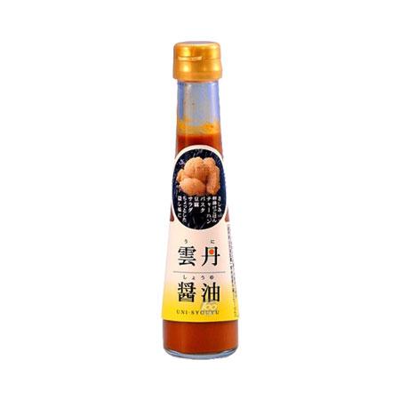[이소마루] 우니쇼유 성게 간장 120ml (1개,2개,3개,6개)