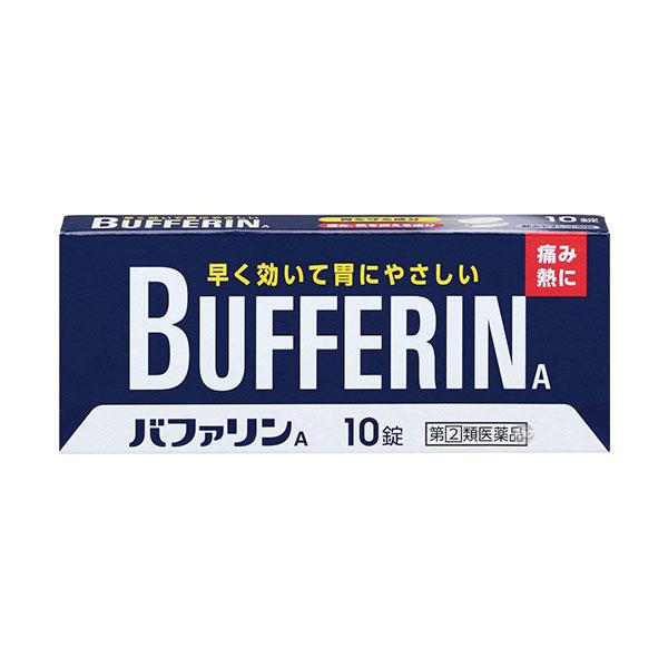 [LION] 일본 국민진통제 버퍼린 A