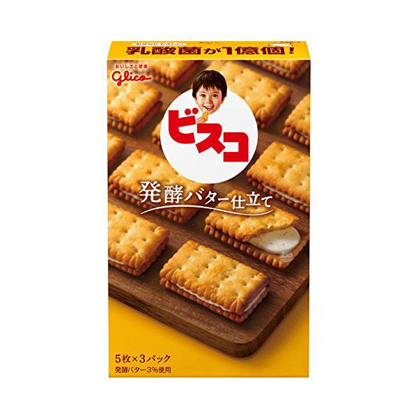 [글리코] 비스코 버터맛 15개입*10상자