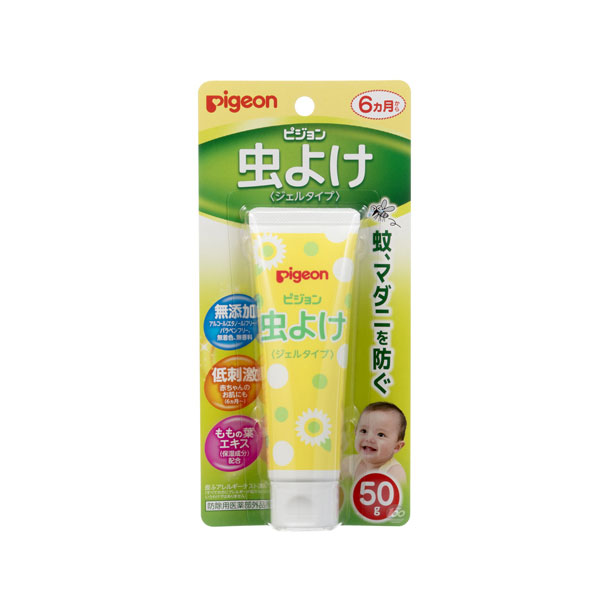 [Pigeon] 피죤 유아용 방충제 젤 50g