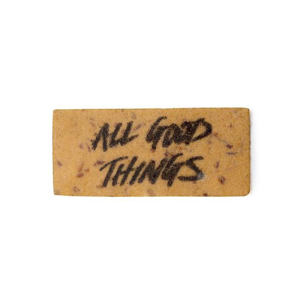 [LUSH] 러쉬 워시카드 All Good Things