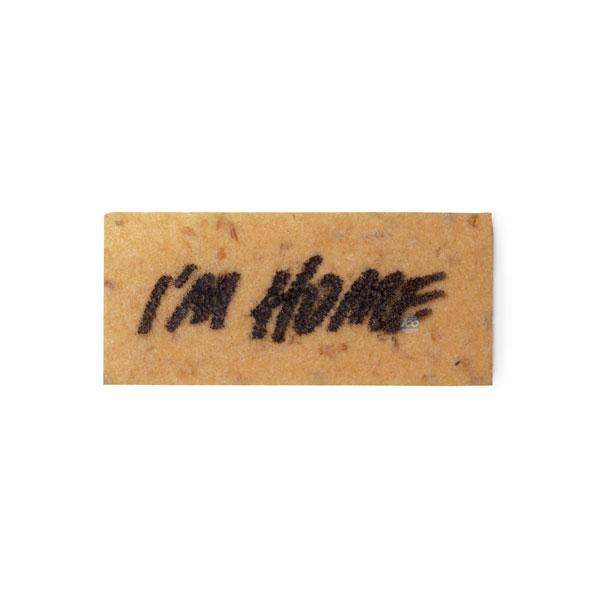 [LUSH] 러쉬 워시카드 I'm Home