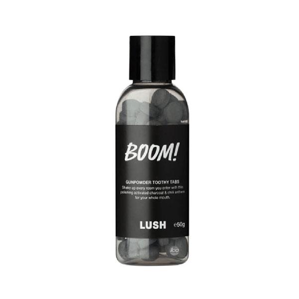 [LUSH] 러쉬 구강 고체 치약 붐 Boom ! 50g