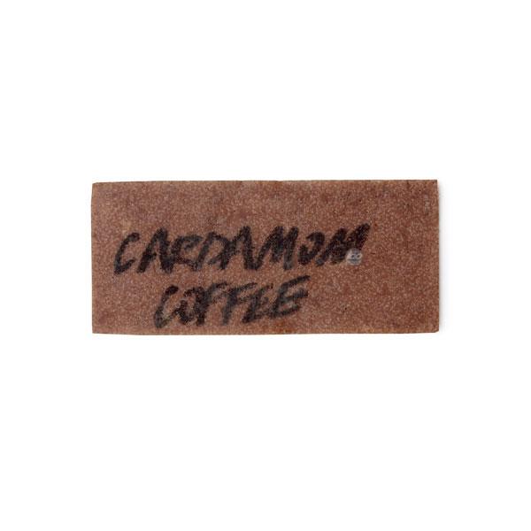 [LUSH] 러쉬 워시카드 Cardamom Coffee