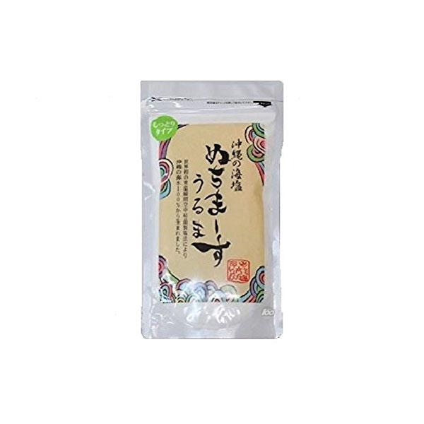 [누치마스] 오키나와 누치마스 소금 우루마 250g