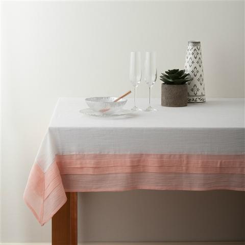 1300x1300 주아 식탁보 핑크