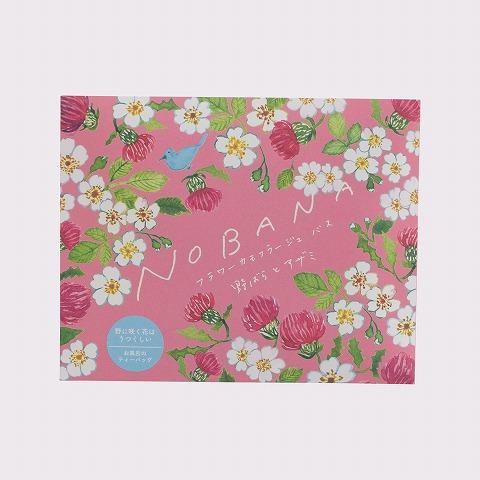 [입욕제] 들꽃 들장미와 엉겅퀴 핑크