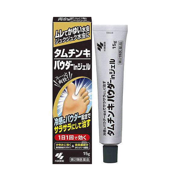 [고바야시제약] 타무시친키 파우더 in gel 15g