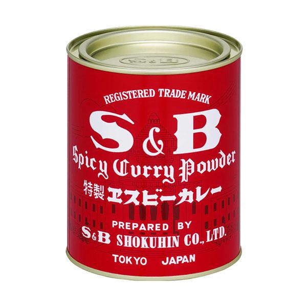 [S&B] 빨간캔 카레