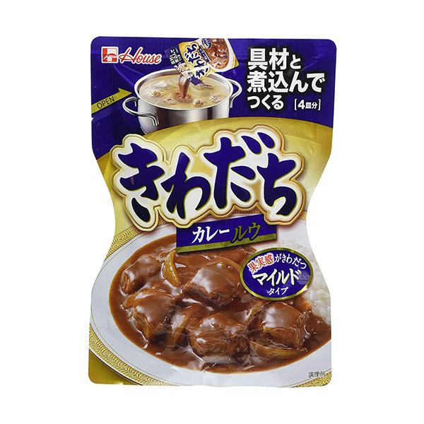 [하우스푸드] 키와다치 카레 5개 세트(순한맛,중간매운맛,매운맛 중 택1)