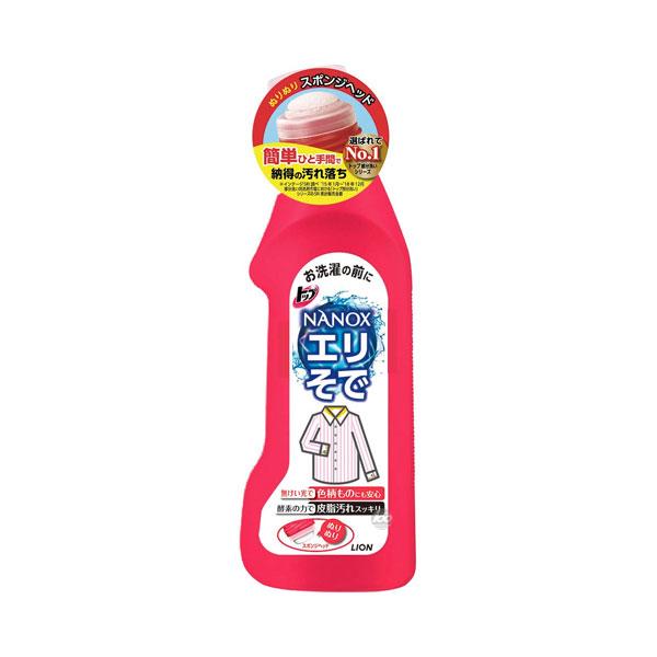 [LION] TOP NANOX 부분 세탁세제 옷깃·소매전용